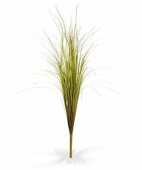 Artificial green-brown grooving bundle of grass 80 cm