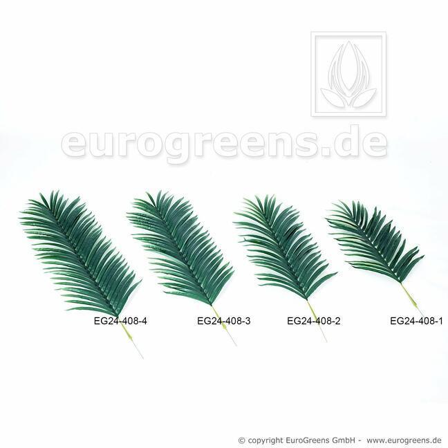 Artificial leaf palm Areca 100 cm