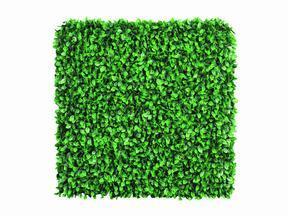 Artificial leaf panel Beech - 50x50 cm