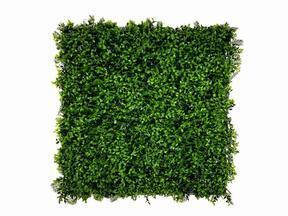 Artificial leaf panel Fern - 50x50 cm