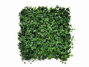 Artificial leaf panel Ivy - 50x50 cm