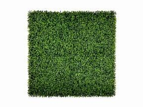 Artificial leaf panel Lily - 50x50 cm