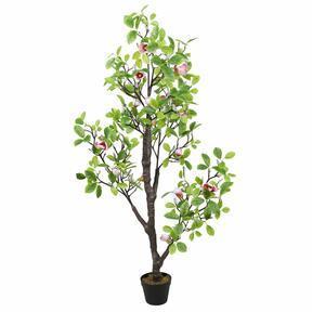 Artificial Magnolia light green 150 cm