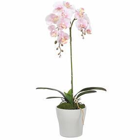 Artificial Orchid pink 53 cm