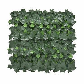 Artificial panel Ivy - 50x50 cm