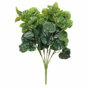Artificial plant Begonia 45 cm