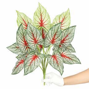 Artificial plant Calladium multicolored 50 cm