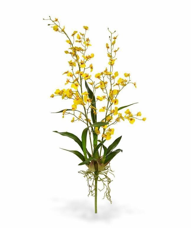 Artificial plant Orchidea Oncídium 80 cm
