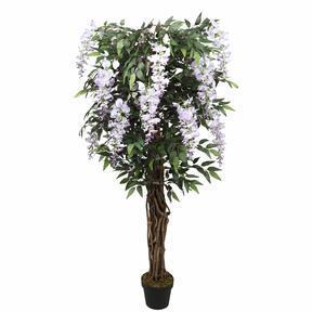 Artificial tree Wisteria purple 150 cm