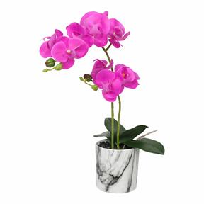 Cyclamen artificial orchid 49 cm