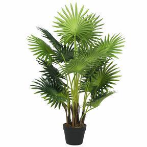 Livistona mini artificial palm tree 100 cm