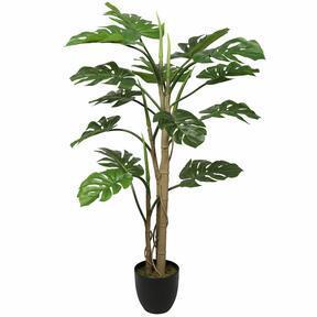 Monstera artificial plant 120 cm